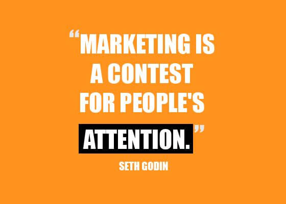 marketing seth godin